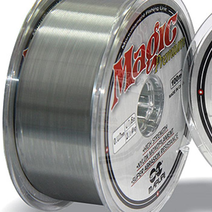 Linha Monofilamento Maruri Magic Premium 28.4kg (0.60mm - 1000m)
