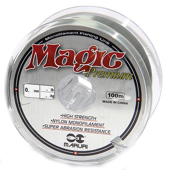 Linha Monofilamento Maruri Magic Premium 02.2kg (0.15mm (1000m)