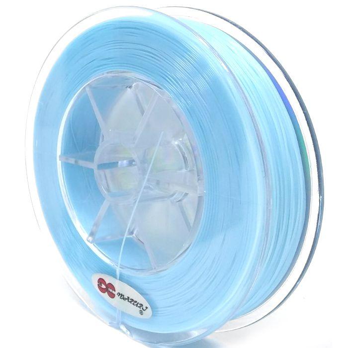 Linha Monofilamento Maruri Max Soft 08Lb Azul (0.20mm - 300m)