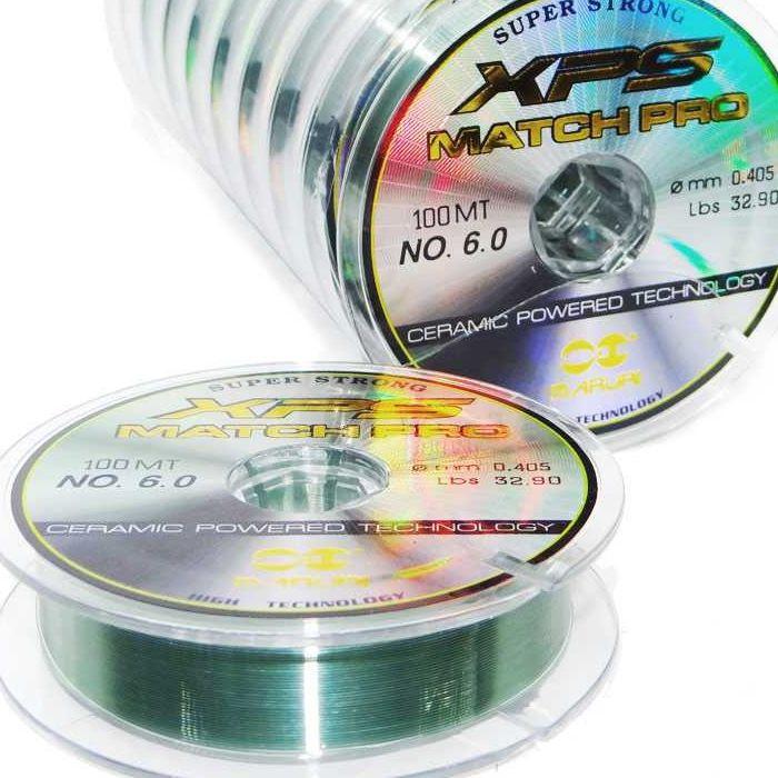 Linha Monofilamento Maruri Pro XPS 1.5 09lb (0.20mm - 100m)