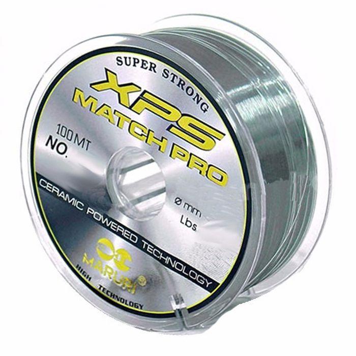 Linha Monofilamento Maruri Pro XPS 6.0 32lb (0.40mm - 100m)