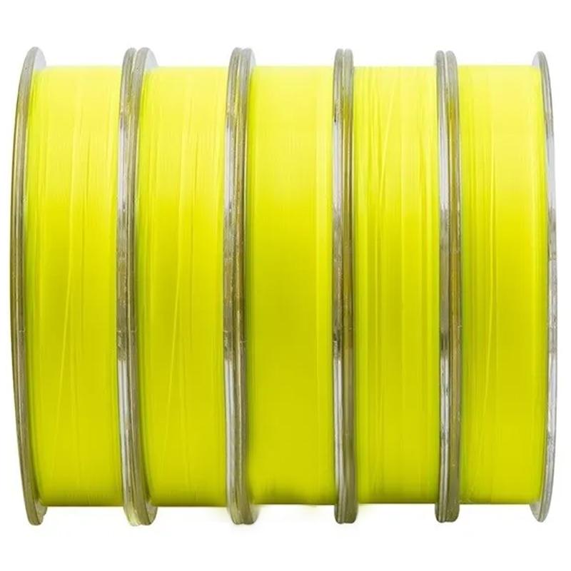 Linha Monofilamento Maruri Victoria Soft Amarela 22lb (0,37mm-600m)