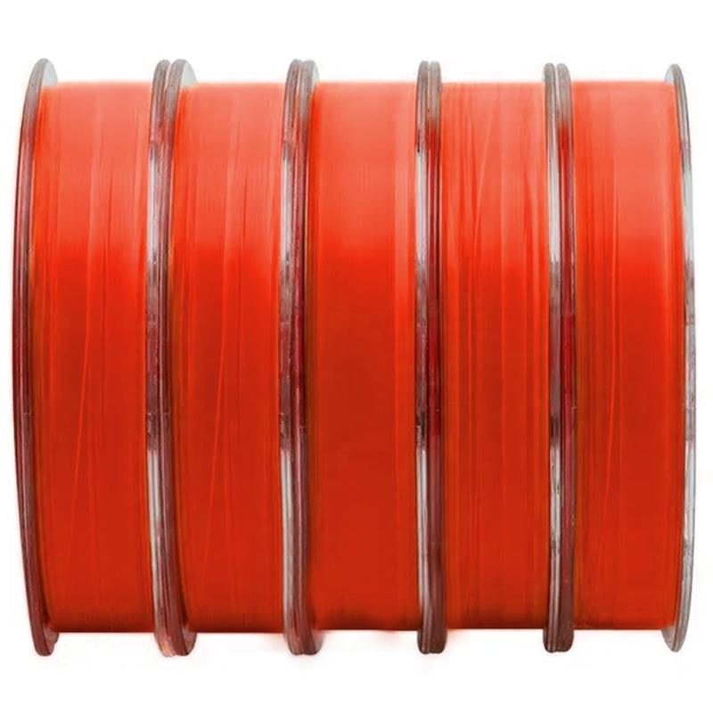 Linha Monofilamento Maruri Victoria Soft Laranja 18lb (0,35mm-600m)