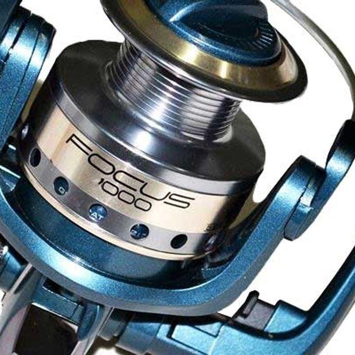 Molinete Maruri Focus 5000 (5 Rol., Rec. 5.2:1, Carretel em Alumínio)