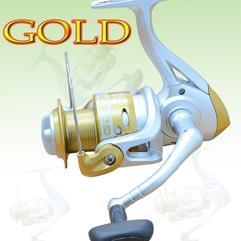 Molinete Maruri Gold 6000 (1 Rol., Cap. de linha 0.45mm-195m)