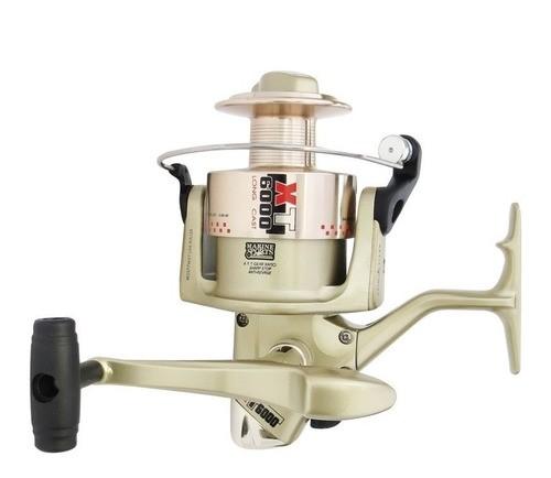Molinete XT New 4000 (4 Rol. Cap. de Linha 0,50 mm - 130 m)