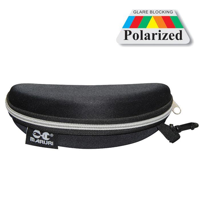 Óculos Polarizado Maruri 6575 (Preto/Espelhado)