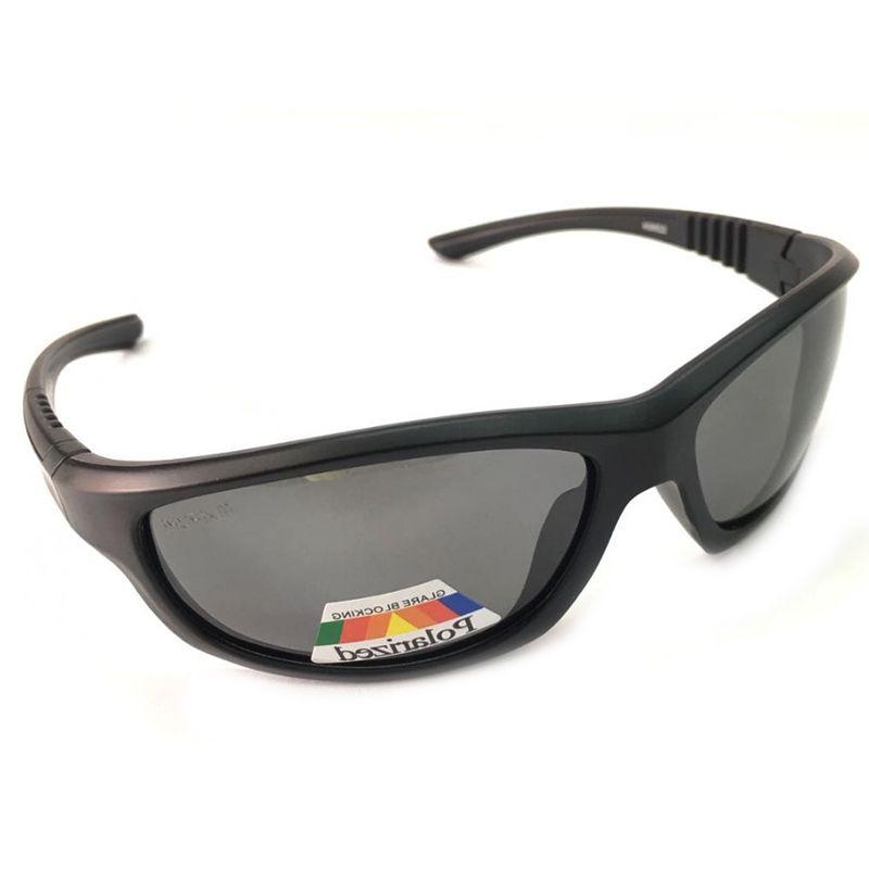 Óculos Polarizado Maruri 6604 (Preto/Fumê)