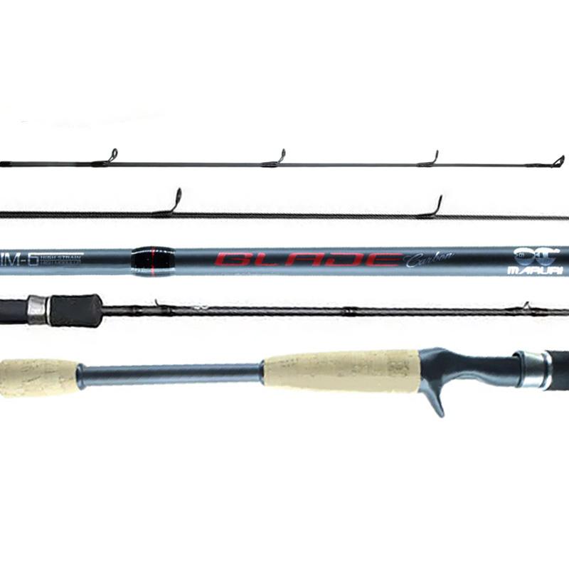 """Vara Maruri Blade Carbono C561M (5'6"""" 8-17lb)"""