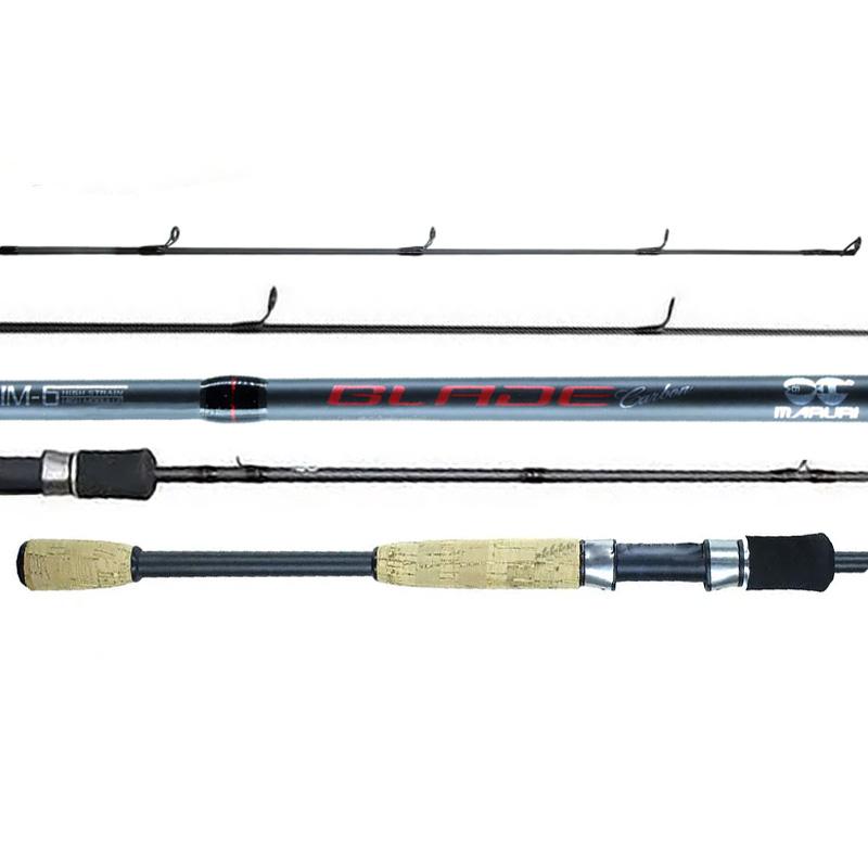 """Vara Maruri Blade Carbono S501ML (5'0"""" 6-14lb)"""