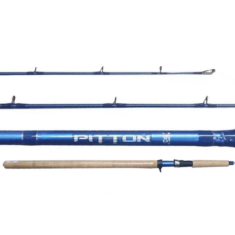 """Vara Maruri Pitton Carbono C702H (7'0"""" 20-50lb 2 Partes)"""