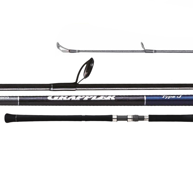 "Vara Shimano Grappler S566 (5'6"" PE 6)"