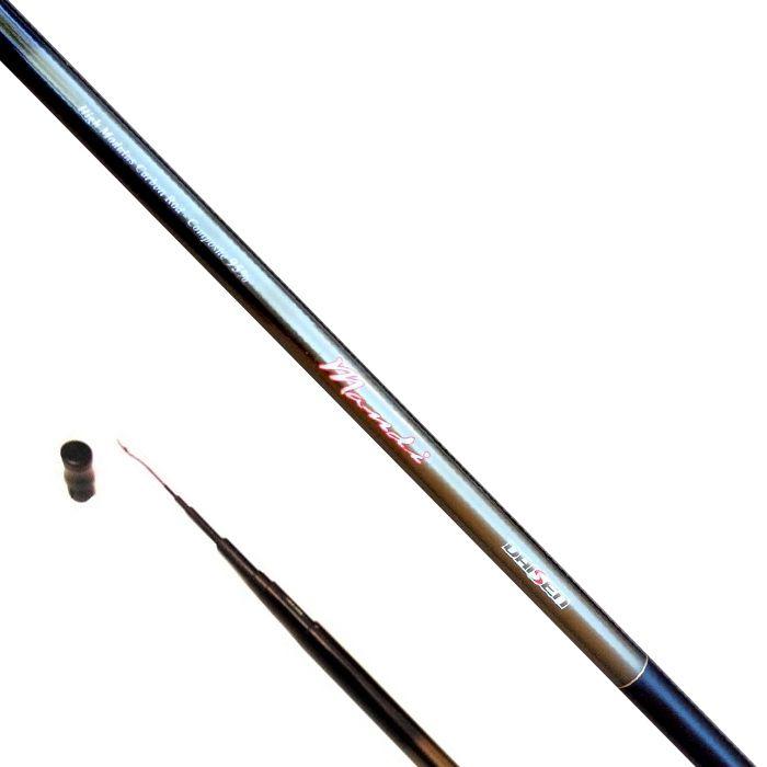 Vara Telescópica Maruri Daisen Mandi 6.30m (95% Carbono)