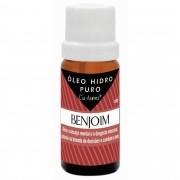 Essência Floral Benjoin | Óleo Hidrossolúvel Puro | 10 ml