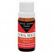 Essência Floral Rescue | Óleo Hidrossolúvel Puro | 10 ml