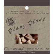 Incenso Cone Ylang Ylang | 10 Cone