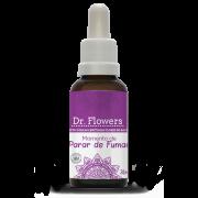 Momento de Parar de Fumar | Dr. Flowers Adulto | Vidro | 31ml