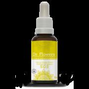 S.O.S - Rescue | Dr. Flowers Adulto | Vidro | 31ml
