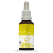 S.O.S - Rescue | Dr. Flowers Adulto | Vidro | 31ml