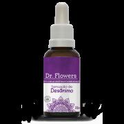 Sensação de Desânimo | Dr. Flowers Adulto | Vidro | 31ml