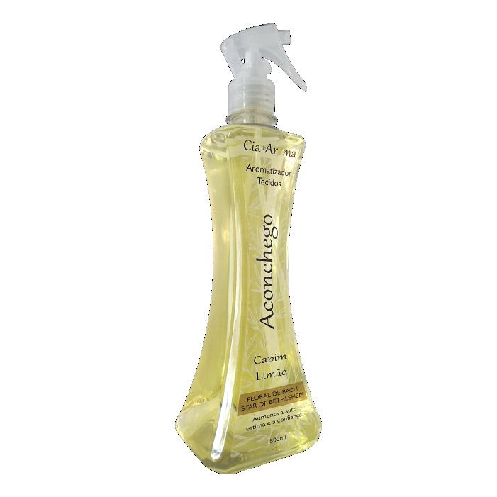 Aromatizador Aconchego (Capim Limão) | 500ml