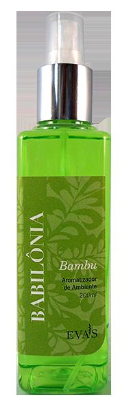 Aromatizador de Ambiente Babilônia Bambu | 200ml