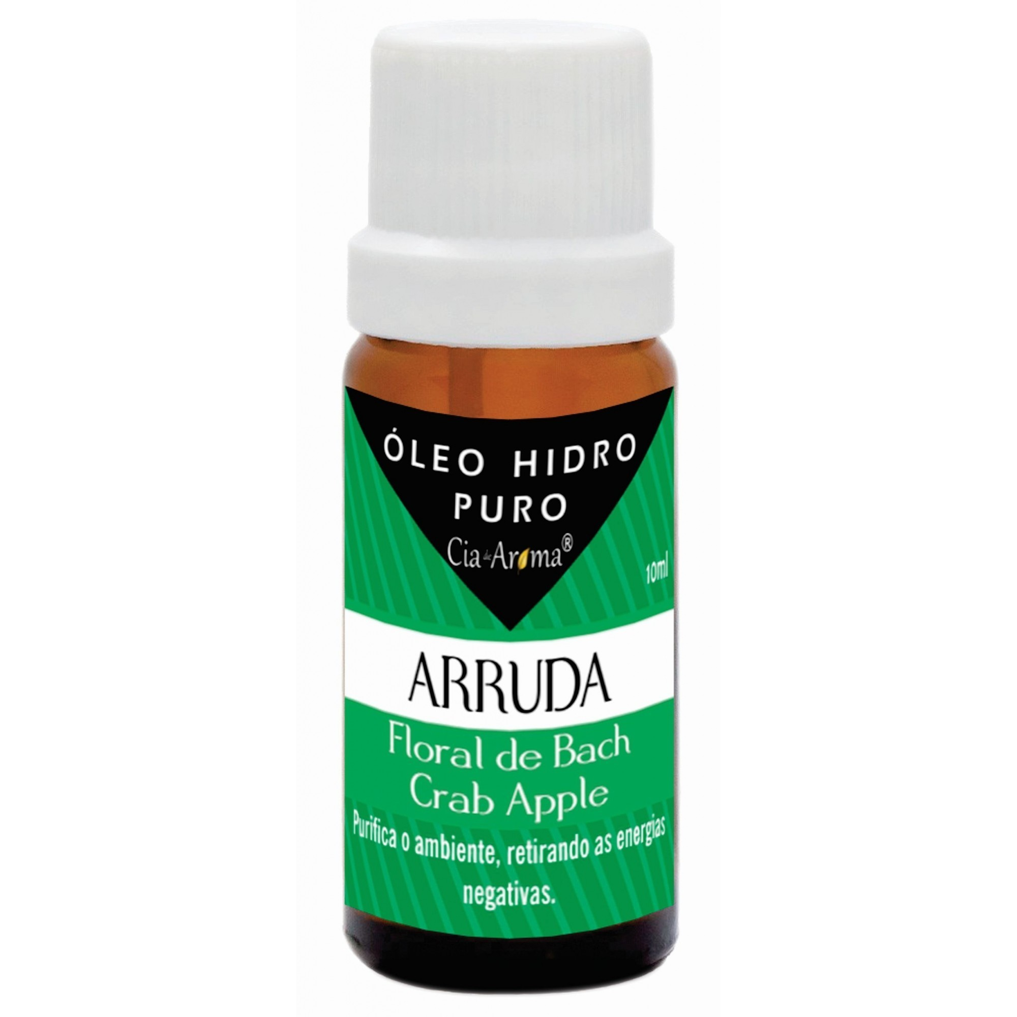 Essência Arruda | Óleo Hidrossolúvel Puro | 10 ml