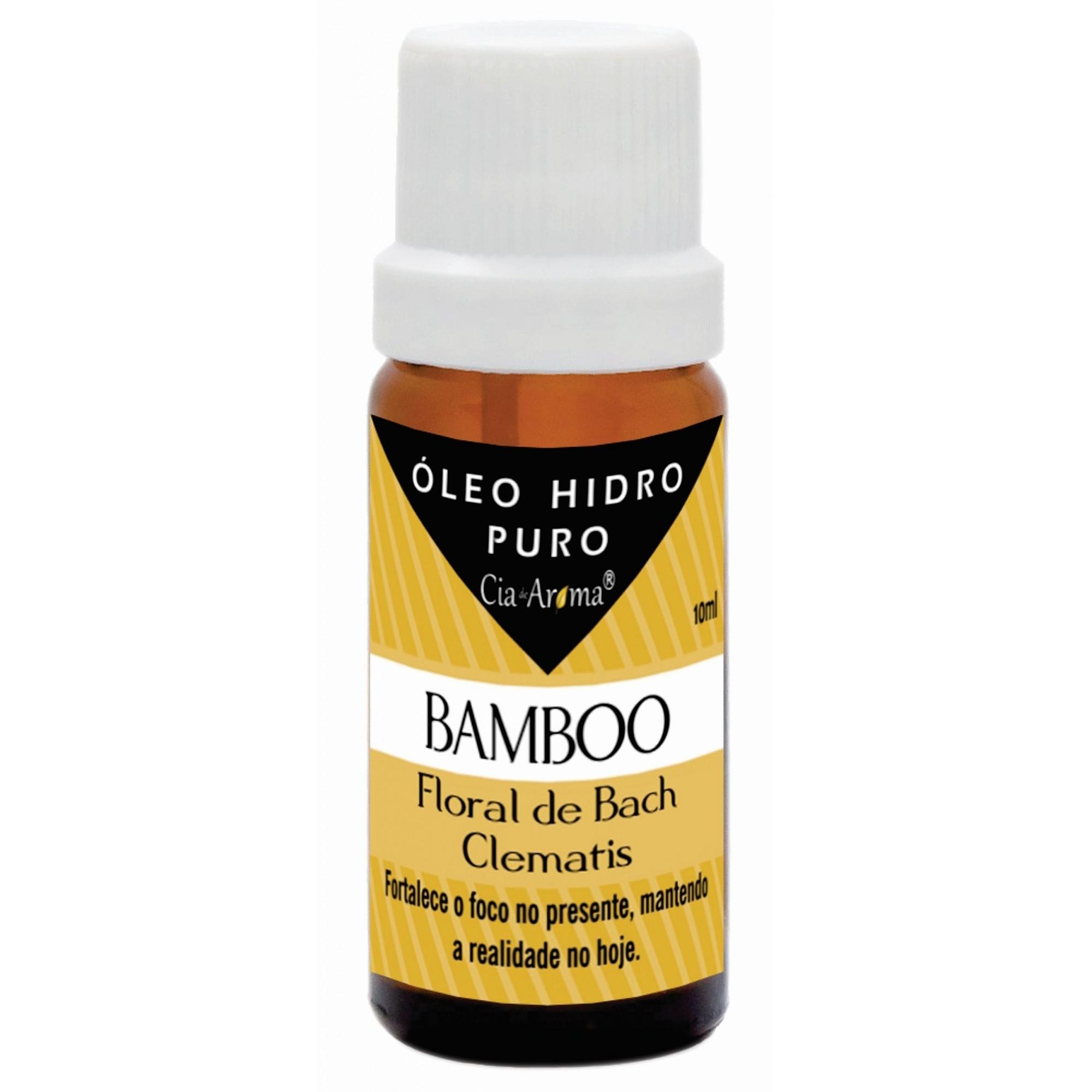 Essência Bamboo | Óleo Hidrossolúvel Puro | 10 ml