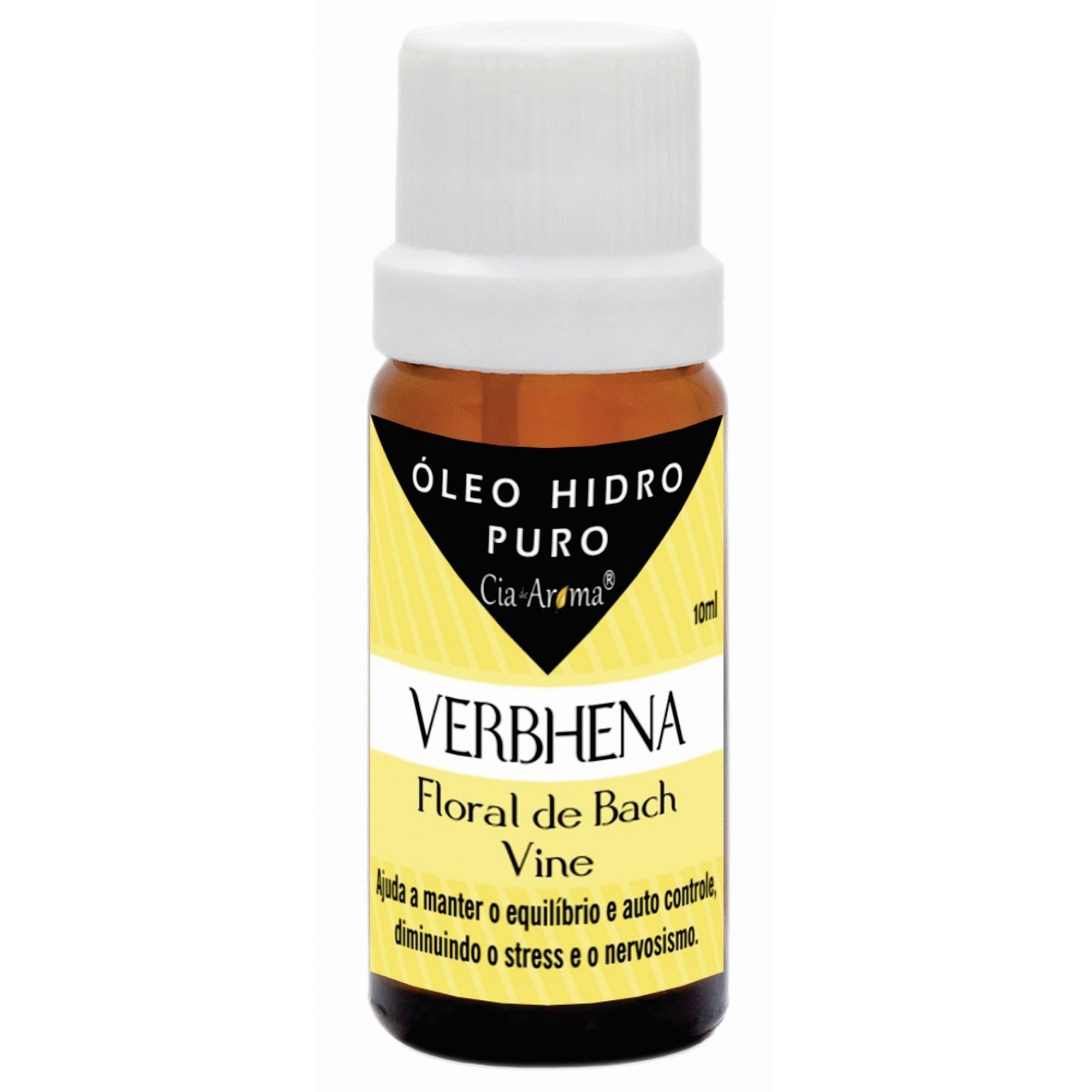 Essência Verbhena | Óleo Hidrossolúvel Puro | 10 ml