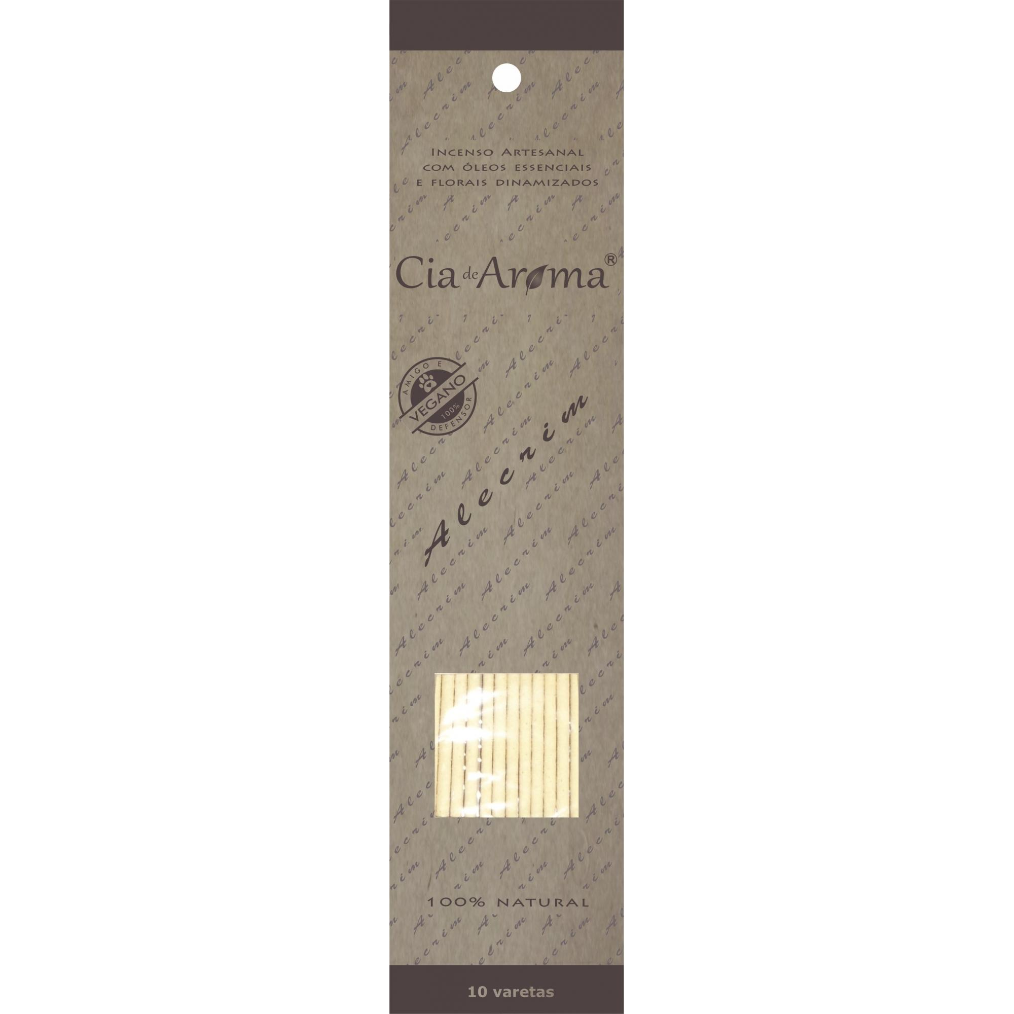 Incenso Alecrim | 10 varetas