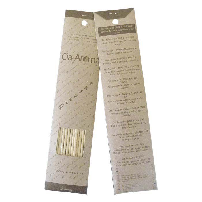 Incenso Pitanga | 10 varetas