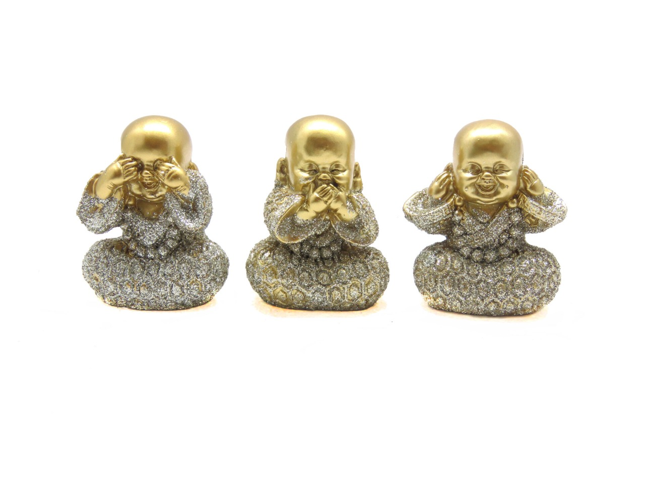 Monge Cego | Surdo | Mudo | Dourado