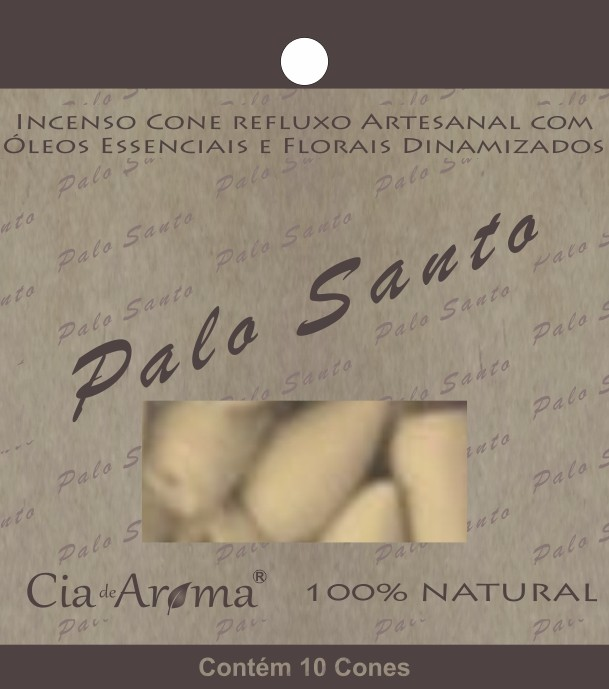 Óleo e Incenso Palo Santo