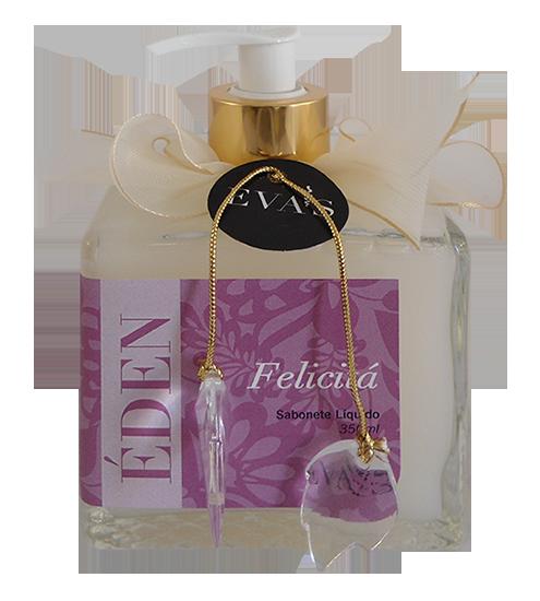 Sabonete Líquido Éden Felicitá (Cherry Blossom) | Vidro | 350ml