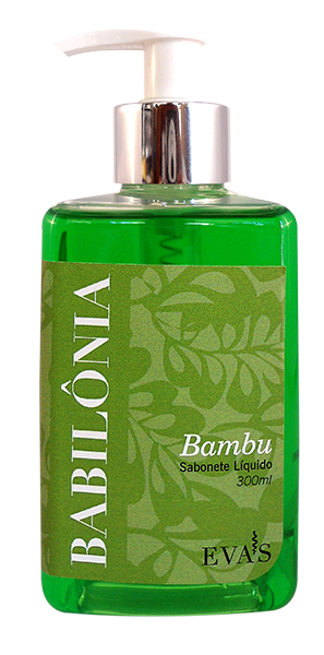 Sabonte Líquido Babilônia Bambu | 300ml