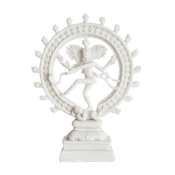 Shiva Nataraja em Marmorite