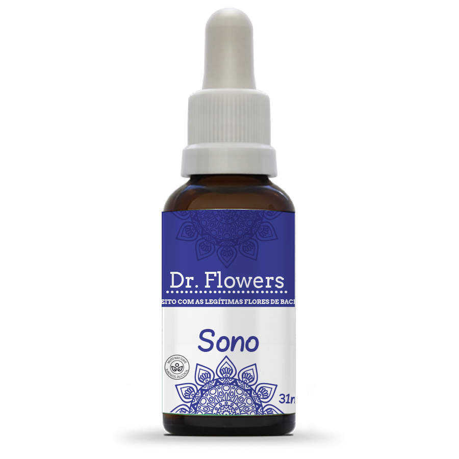 Sono | Dr. Flowers Adulto | Vidro | 31ml