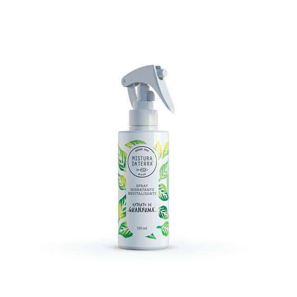 Spray Capilar Extrato de Guanxuma | 120ml