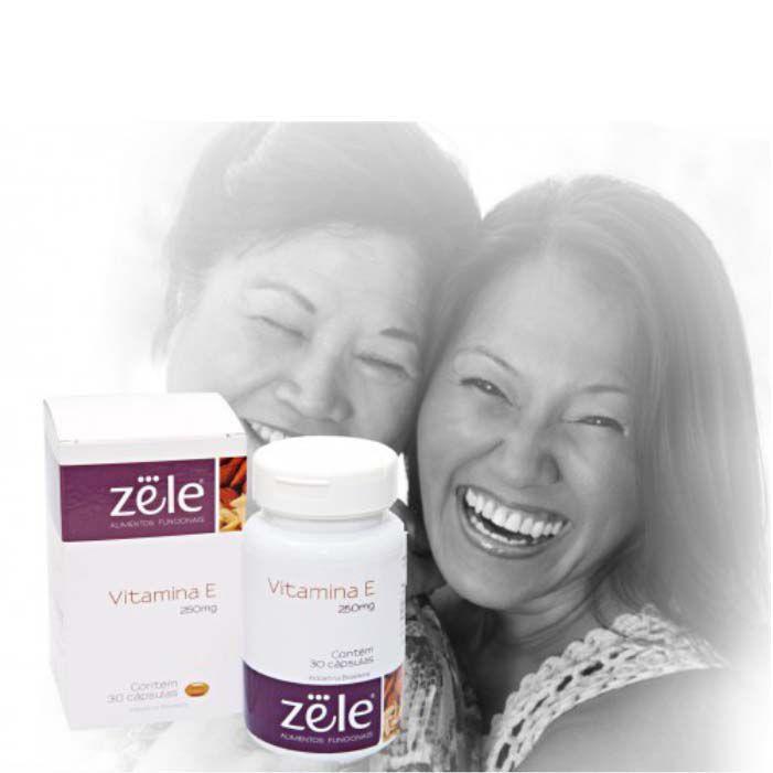 Vitamina E | 250mg