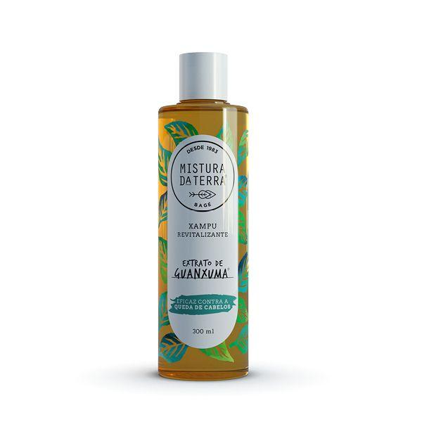 Xampu Extrato de Guanxuma | Cabelos Normais | 300ml
