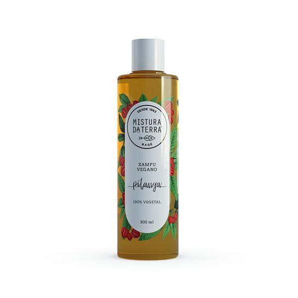 Xampu Vegano de Pitanga | 300ml