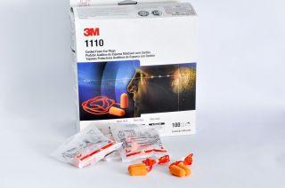 Protetor auditivo plug 1110 3M