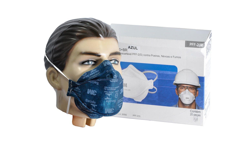 Respirador PFF2 AURA 9320+BR  3M