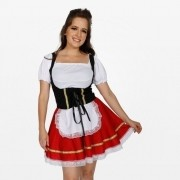 Fantasia Alemã Tradicional Adulto