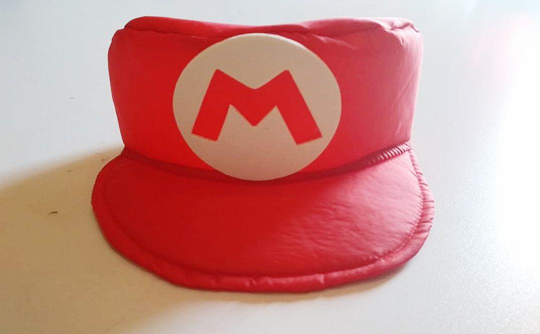 Chapéu Encanador Mario/Luigi Simples Adulto