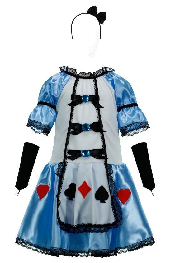 Fantasia Alice Infantil