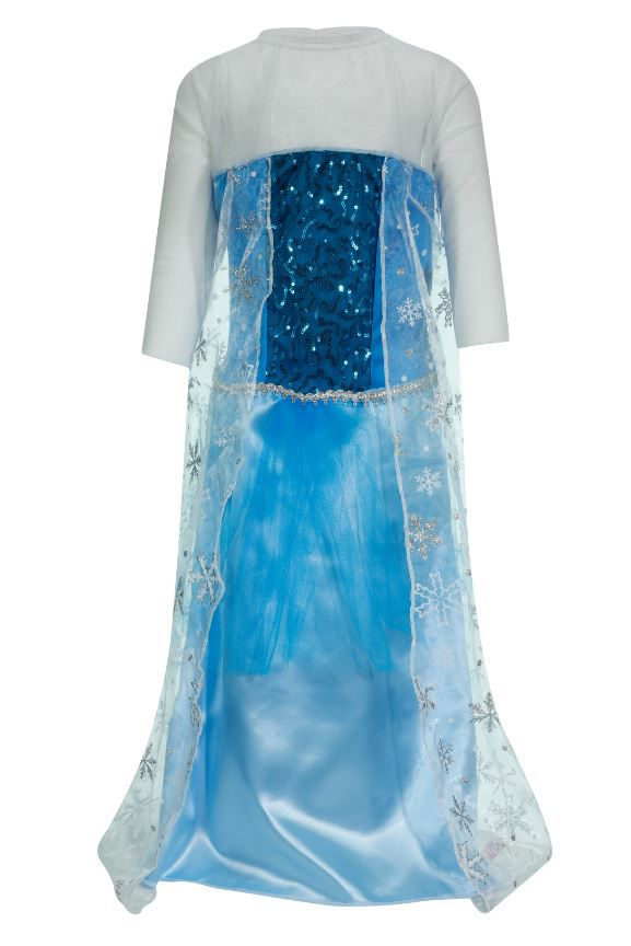 Fantasia Elsa Infantil
