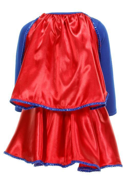 Fantasia Infantil da Super Girl