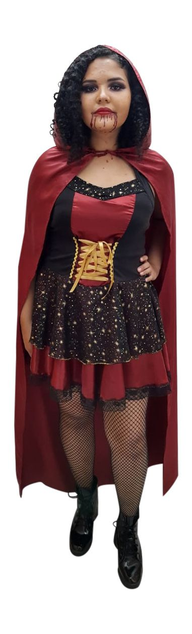 Fantasia Vampira Adulta