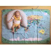 Tapete Mapa Mundi